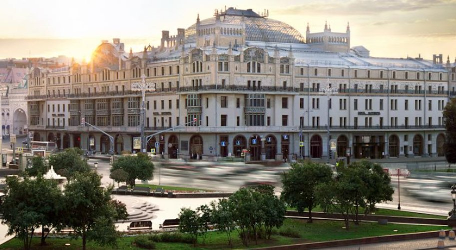 2 Allogiare in Russia - Hotel Metropol Mosca