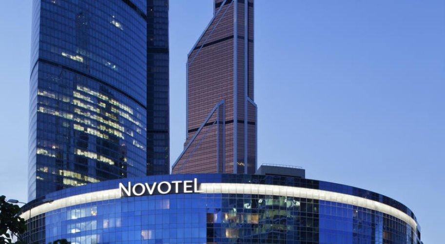 2 Allogiare in Russia - Novotel Mosca