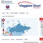 Viaggiare Sicuri Russia
