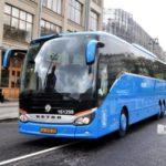 Viaggiare in autobus in Russia