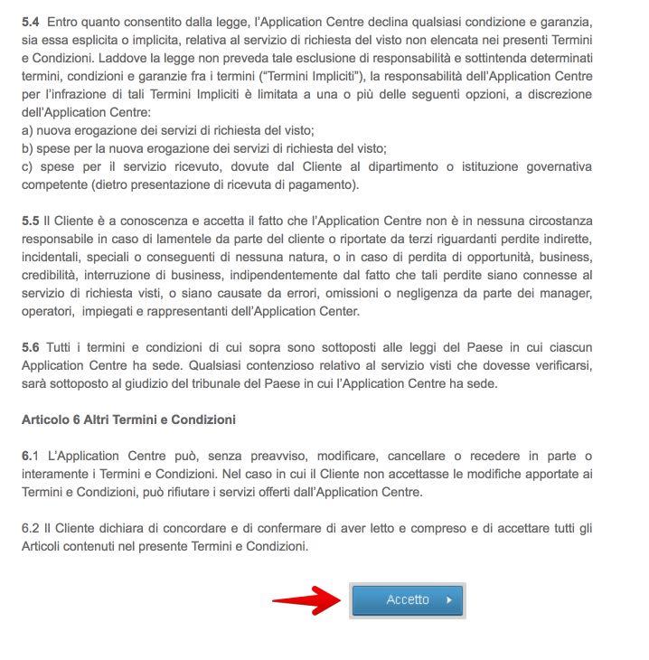 Domanda di visto cinese - Come compilare lapplicazione 3
