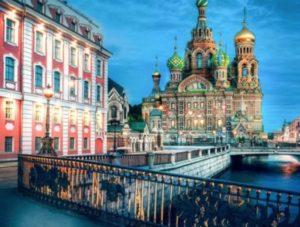 La Chiesa del Salvatore di San Pietroburgo
