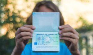 Richiedere il visto elettronico per Uzbekistan