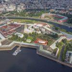 La fortezza di Pietro e Paolo di San Pietroburgo