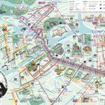 Cartine turistiche ufficiali di San Pietroburgo PDF JPG) stampare