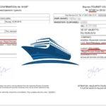 Lettera di invito russa per crociere - Immagine in vetrina