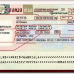 Cambiare itinerario o prorogare visto russo