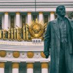 VDNCh - VDNH - VDNKh - Monumento a Lenin
