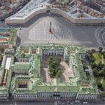 La Piazza del Palazzo di San Pietroburgo
